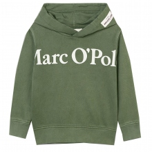 Marc O`Polo Ju.Hoodie Schrift