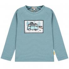 Steiff Shirt lg.Arm Forest Bus Ringel