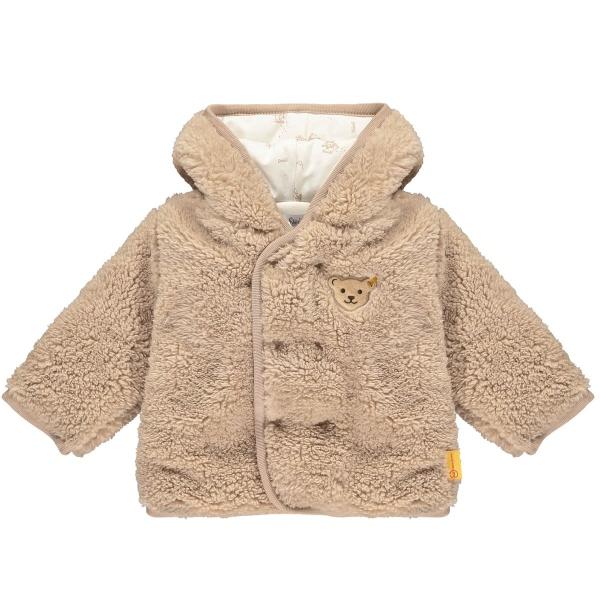 Steiff Baby Teddy Jacke Ju. Kapuze