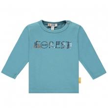 Steiff Baby Shirt lg.Arm Ju.Forest