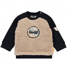 Steiff Baby Sweat Ju.Logo Teddyfront