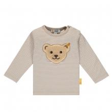 Steiff Baby Shirt lg.Arm Ju.feine Ringel
