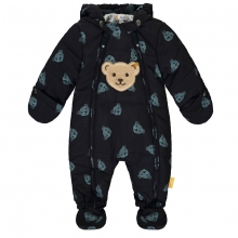 Steiff Baby Schneeanzug Ju.Bärenköpfe