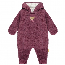 Steiff Baby Fleece Overall Mäd.uni