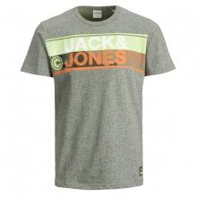 Jack & Jones T-Shirt meliert Logo