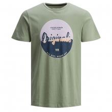 Jack & Jones T-Shirt Schreibschrift Logo