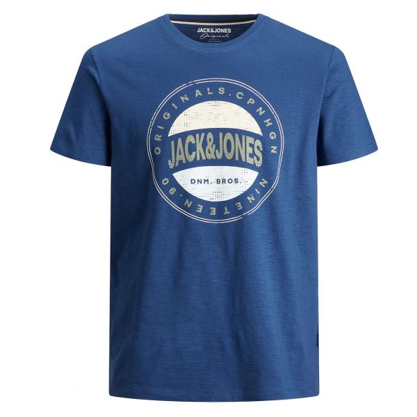 Jack & Jones T-Shirt rundes Logo
