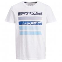 Jack & Jones T-Schirt Bruststreifen