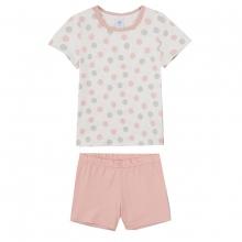 Sanetta Pyjama kurz Mäd. allover Dots
