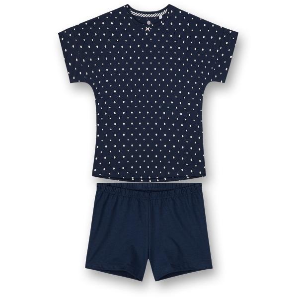 Sanetta Pyjama kurz Mäd. Pünktchen