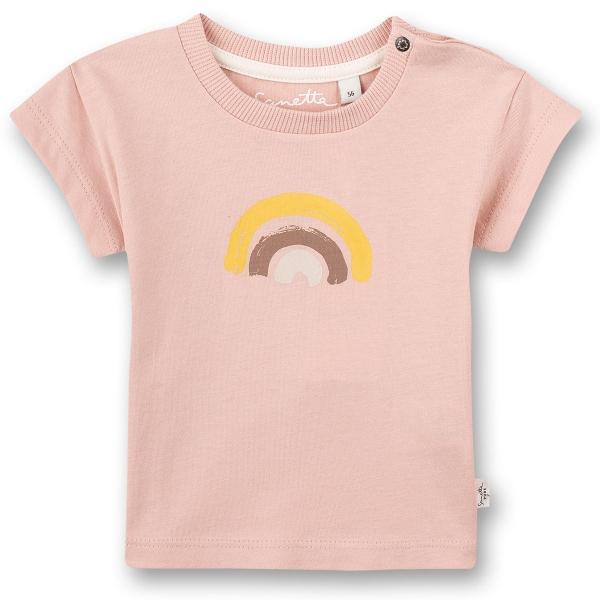 Sanetta Pure T-Shirt kleiner Regenbogen