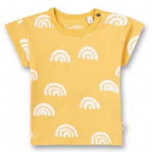 Sanetta Pure T-Shirt allover Bogen