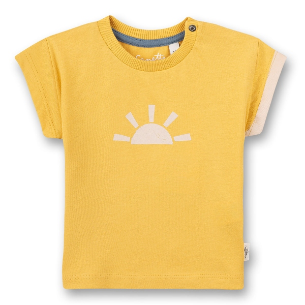Sanetta Pure T-Shirt halbe Sonne