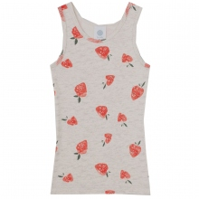 Sanetta Unterhemd Erdbeeren