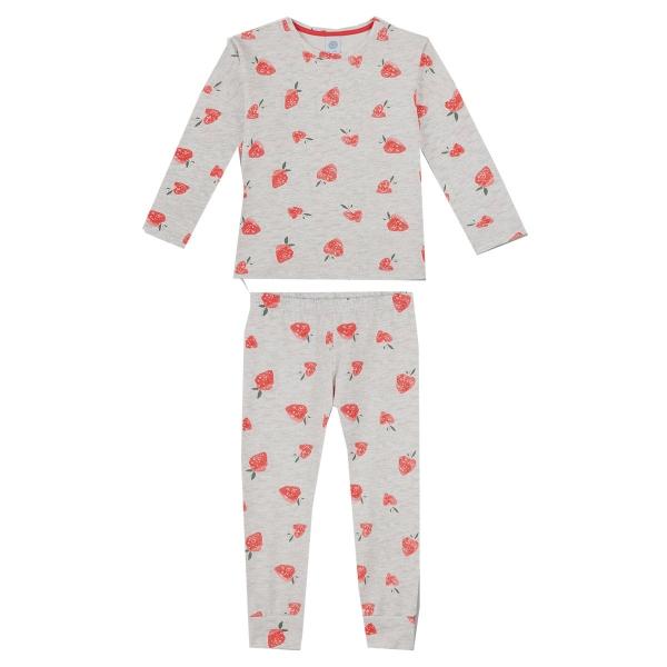 Sanetta Pyjama lang Mäd. Erdbeeren