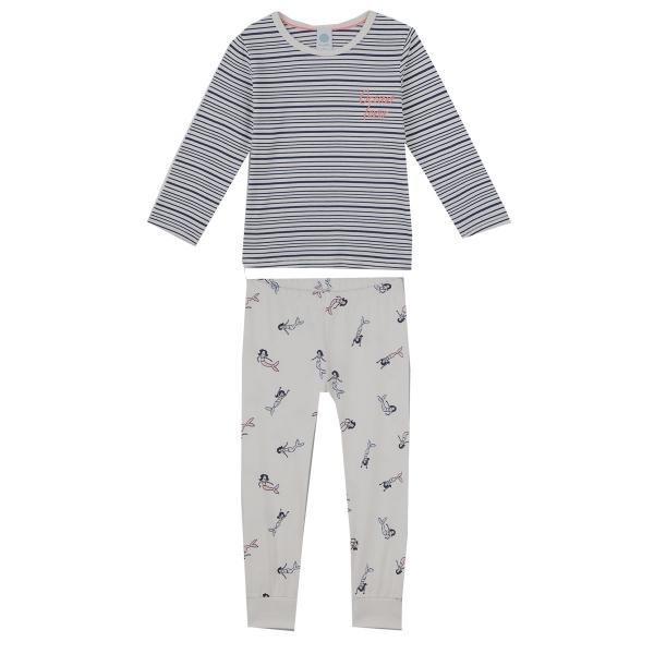 Sanetta Pyjama lang Mäd.Nixe Ringel