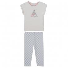 Sanetta Pyjama Mäd. 3/4 Hose Nixe