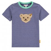 Steiff T-Shirt Ju. fein gestreift