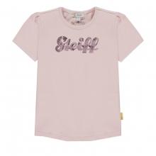 Steiff T-Shirt Mäd.Pailletten Schriftzug