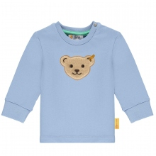 Steiff Baby Sweatshirt Ju. Bärenkopf