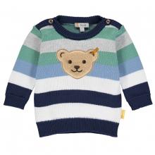 Steiff Baby Pullover Ju. bunte Ringel