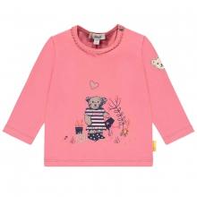 Steiff Baby Shirt lg.Arm Mäd. Gießkanne