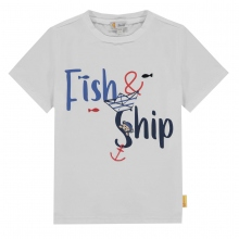 Steiff T-Shirt Ju.Fish & Ship