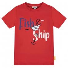 Steiff T-Shirt Ju.Fish & Ship