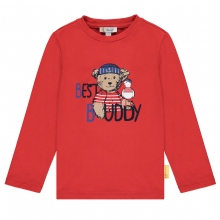 Steiff T-Shirt Ju. lg.Arm Best Buddy