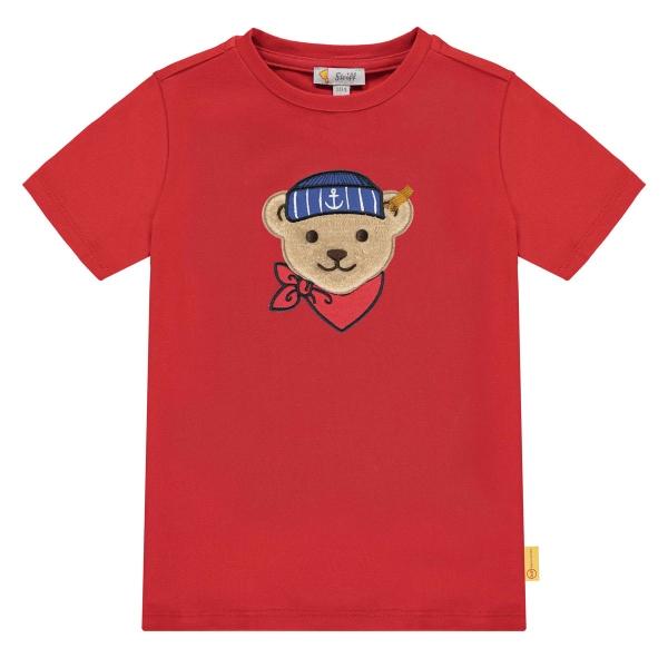 Steiff T-Shirt Ju.Bär Seemannmütze