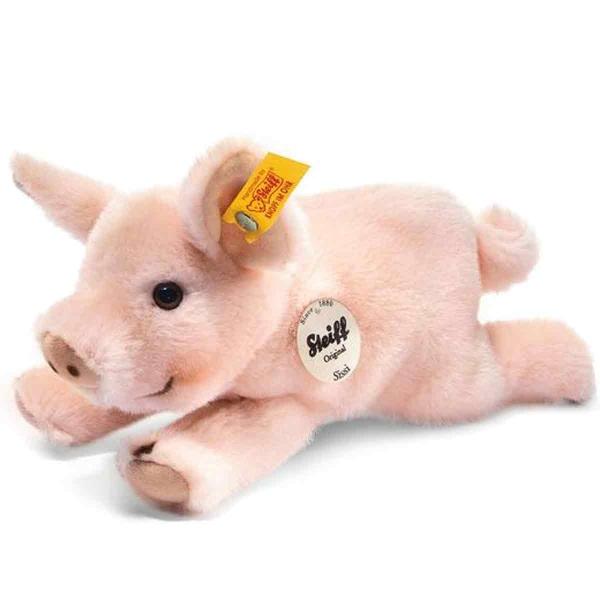 Steiff Schwein Sissi, liegend
