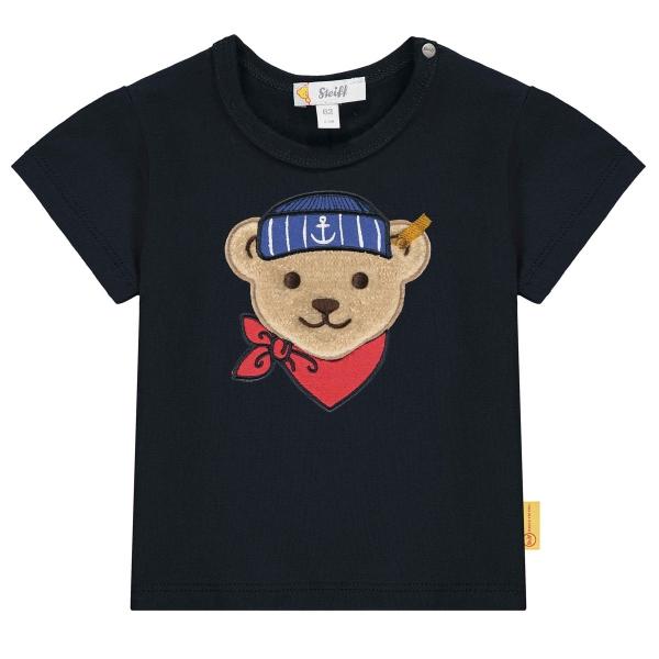 Steiff Baby Shirt Ju.Fish&Ship Bär