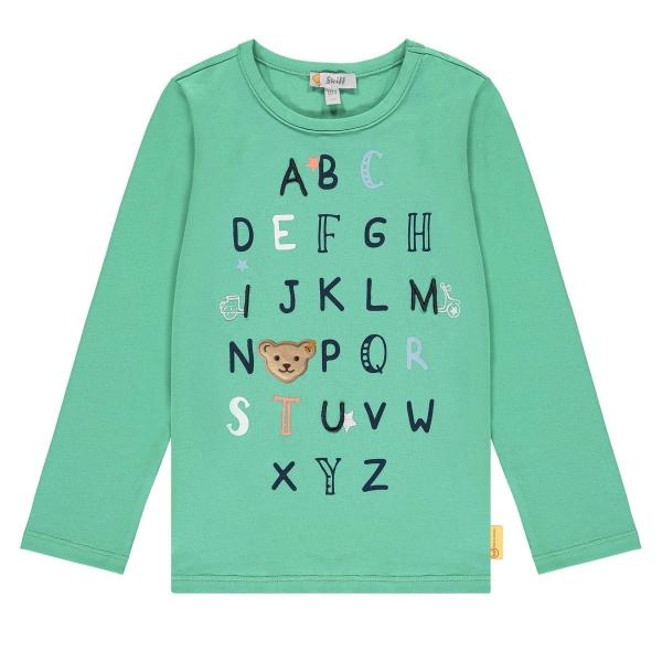 Steiff T-Shirt lg.Arm Ju. ABC
