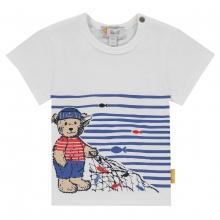 Steiff Baby T-Shirt Ju. Fischernetz