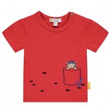 Steiff Baby Shirt Ju.kleine Tasche Bär