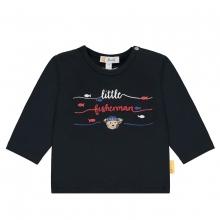 Steiff Baby Shirt Ju. lg.Arm Littel Fish