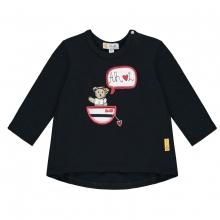 Steiff Baby Shirt Mäd. lg.Arm Ahoi