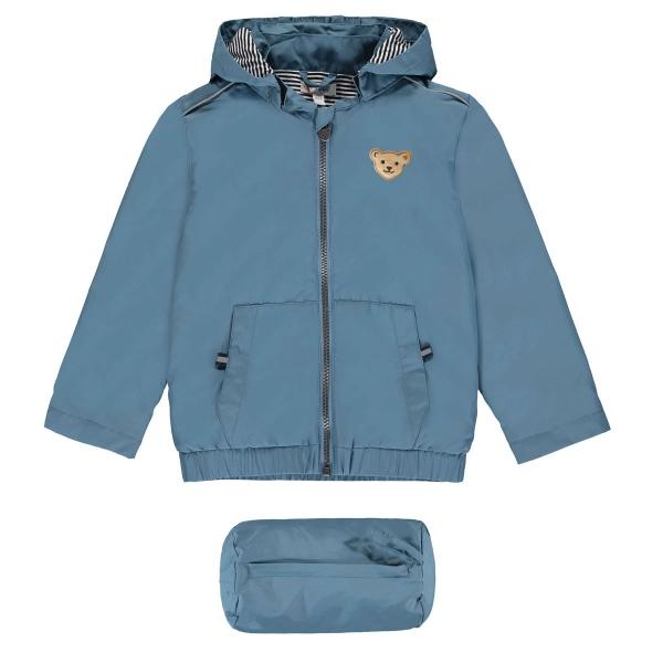 Steiff Wetter Jacke mit Tasche Ju.