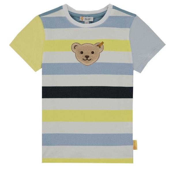 Steiff T-Shirt Ju.Blockringel 4-farbig