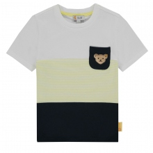 Steiff T-Shirt Ju.Ringeleinsatz