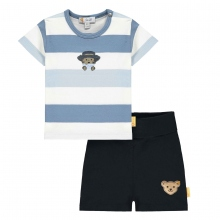 Steiff Baby Set Hose+Shirt Ju.Summer