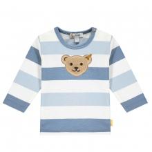 Steiff Baby Shirt lg.Arm Ju.Blockringel