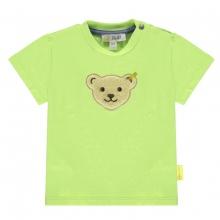 Steiff Baby Shirt Ju. Bär  uni