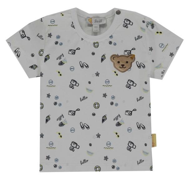 Steiff Baby Shirt Ju.Allover Summer