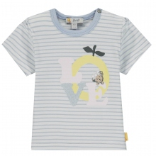 Steiff Baby Shirt Mäd.Ringel Love