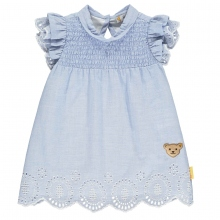 Steiff Baby Kleid Smoke Stickerei