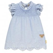 Steiff Baby Kleid Smoke Stickerei