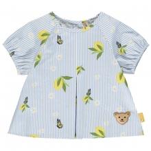 Steiff Baby Bluse Streifen Zitronen