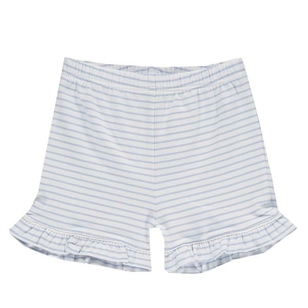 Steiff Baby Shorts Mäd.Ringel Rüsche