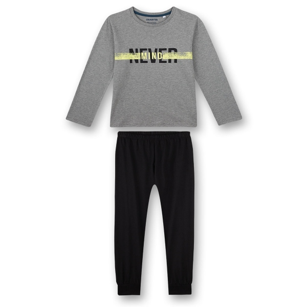 Sanetta Pyjama lang Ju.Never Mind